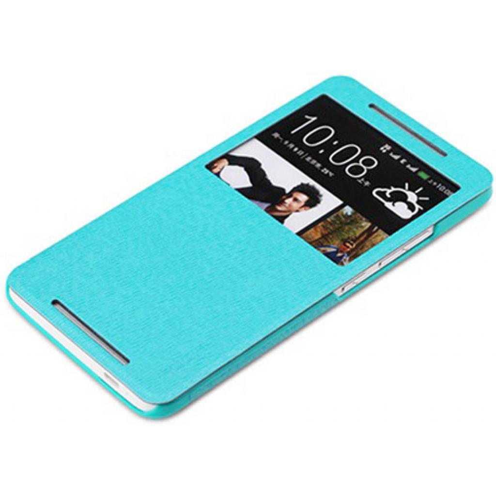 Чехол для моб. телефона Rock HTC One Max Excel series blue (T6-57344)