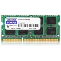 Модуль пам'яті для ноутбука SoDIMM DDR3L 8GB 1600 MHz GOODRAM (GR1600S3V64L11/8G)