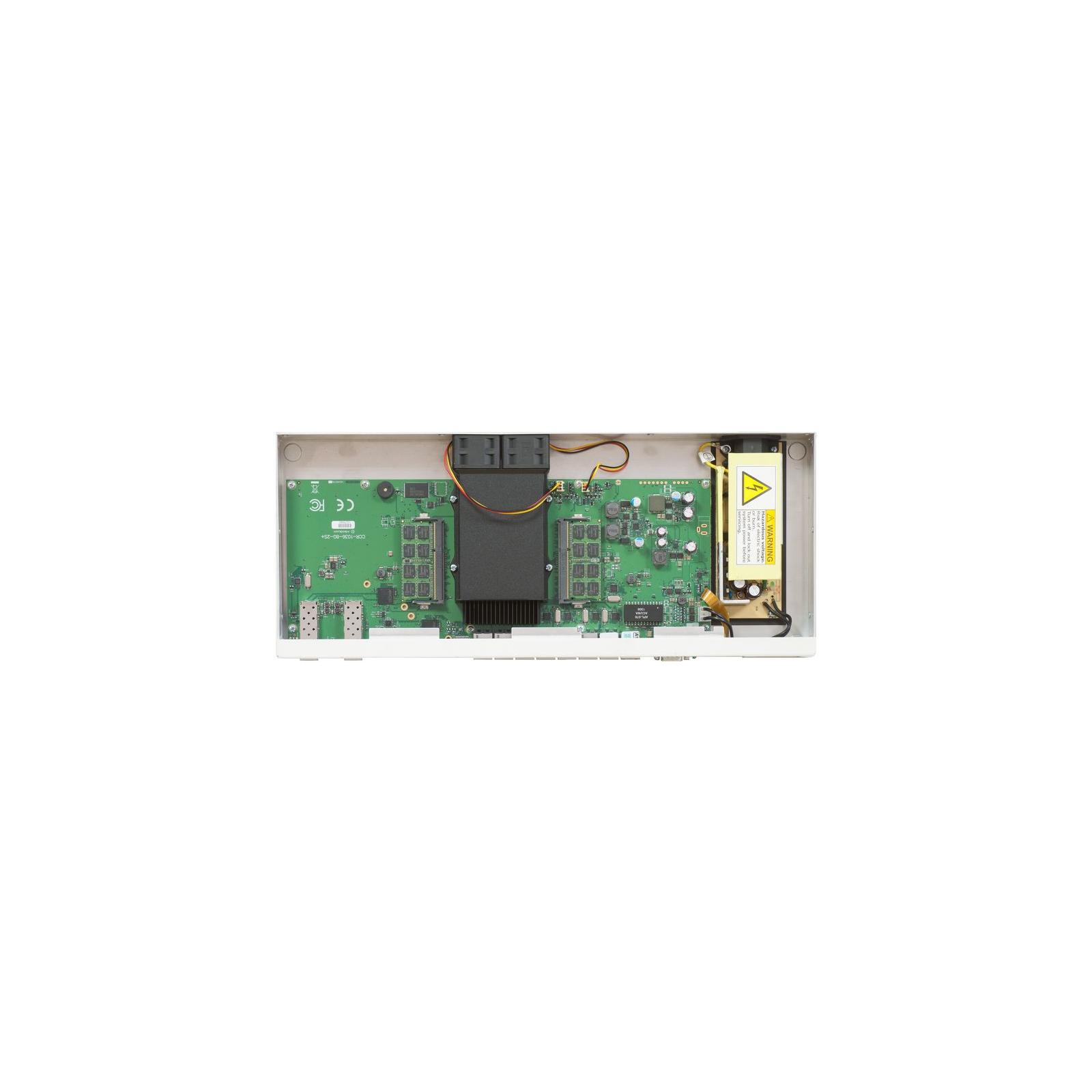 Маршрутизатор Mikrotik CCR1036-8G-2S+ изображение 2