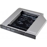 Фрейм-переходник Grand-X HDD 2.5'' to notebook ODD SATA3 (HDC-27)