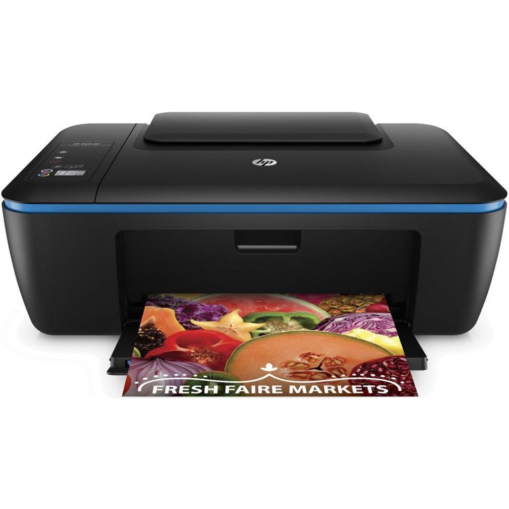 Многофункциональное устройство HP DeskJet Ultra Ink Advantage 2529 (K7W99A) изображение 5