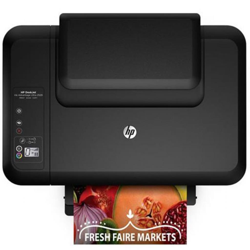 Многофункциональное устройство HP DeskJet Ultra Ink Advantage 2529 (K7W99A) изображение 7