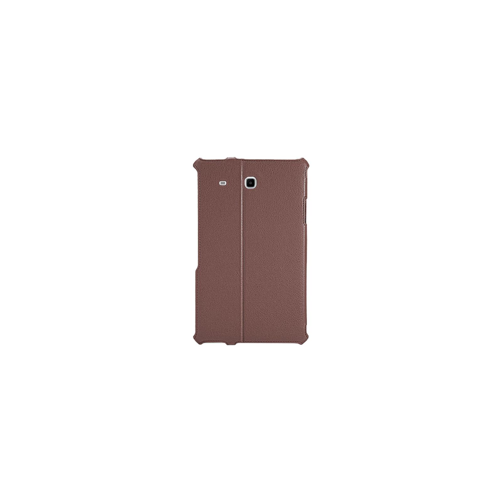 Чехол для планшета AirOn для Samsung Galaxy Tab E 9.6 brown (4822352777128) изображение 2