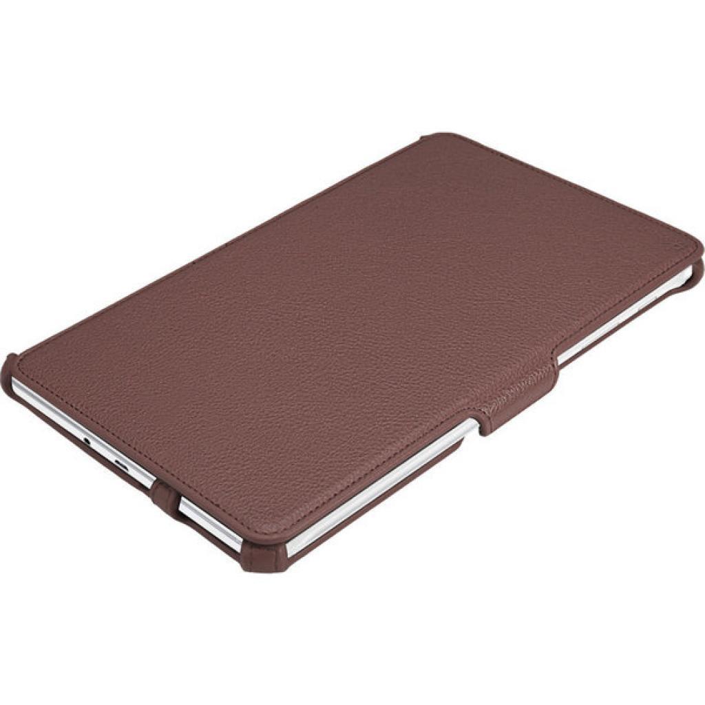 Чехол для планшета AirOn для Samsung Galaxy Tab E 9.6 brown (4822352777128) изображение 3