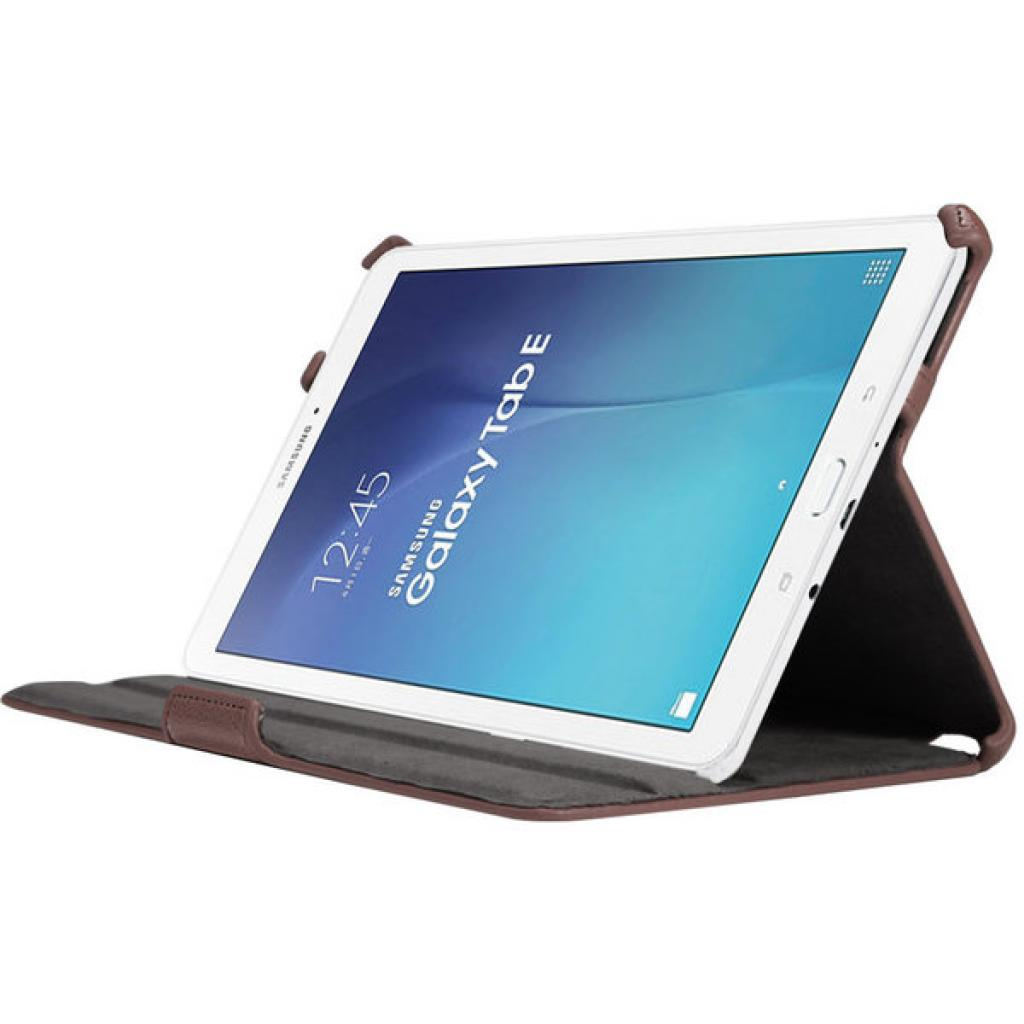 Чехол для планшета AirOn для Samsung Galaxy Tab E 9.6 brown (4822352777128) изображение 5