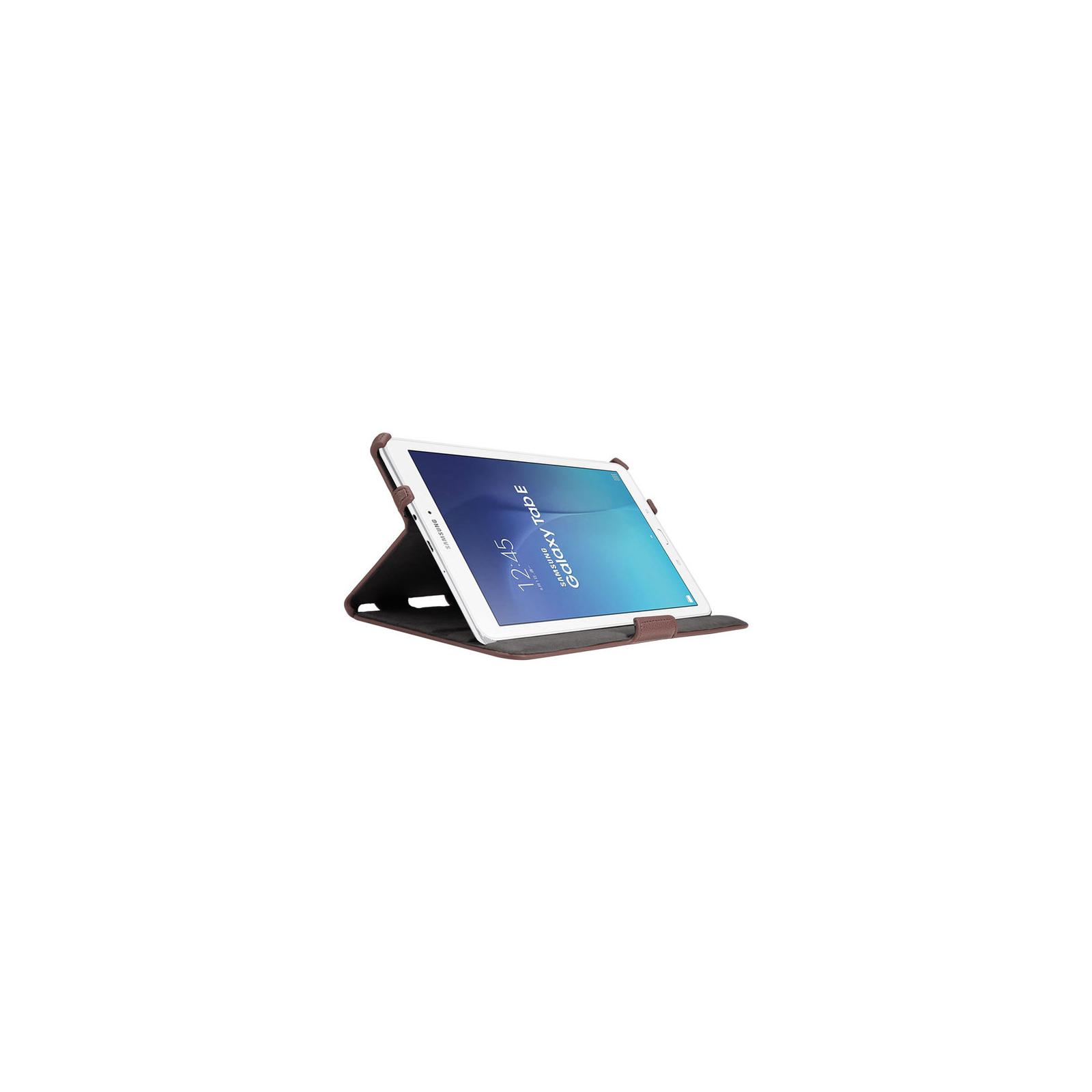 Чехол для планшета AirOn для Samsung Galaxy Tab E 9.6 brown (4822352777128) изображение 6