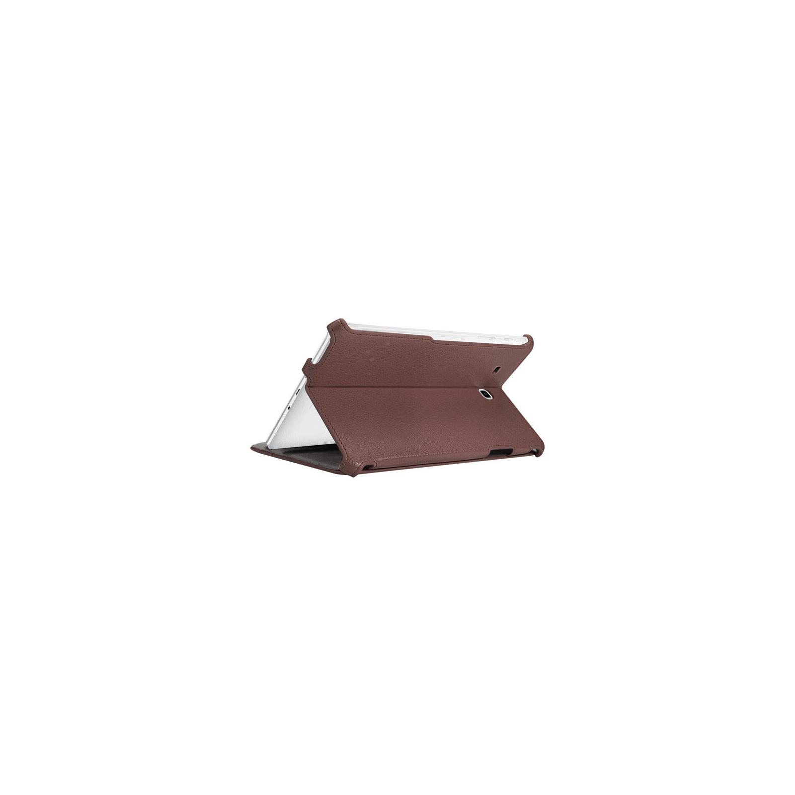 Чехол для планшета AirOn для Samsung Galaxy Tab E 9.6 brown (4822352777128) изображение 7