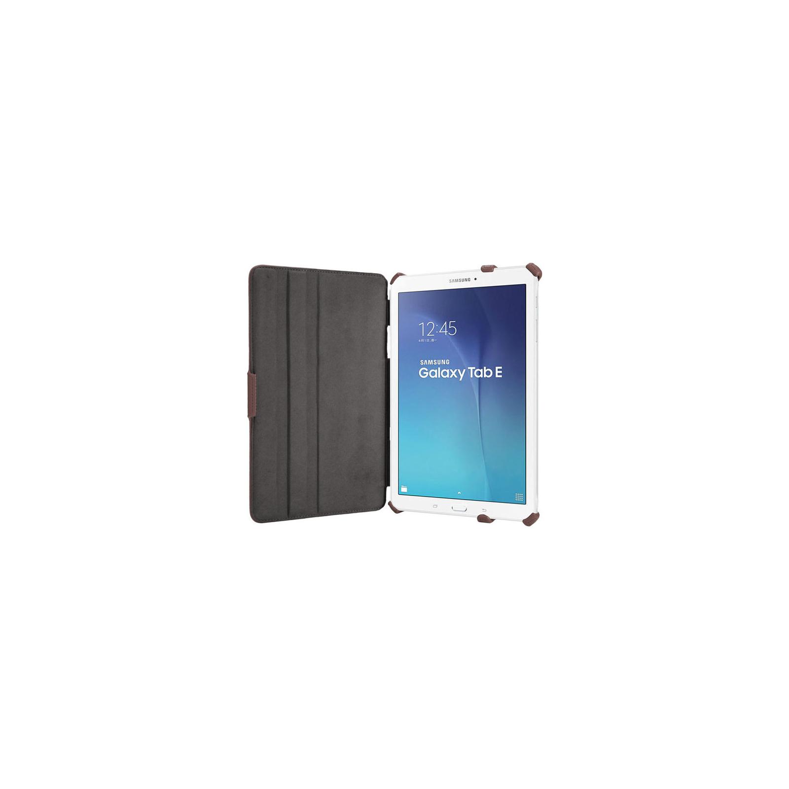 Чехол для планшета AirOn для Samsung Galaxy Tab E 9.6 brown (4822352777128) изображение 8