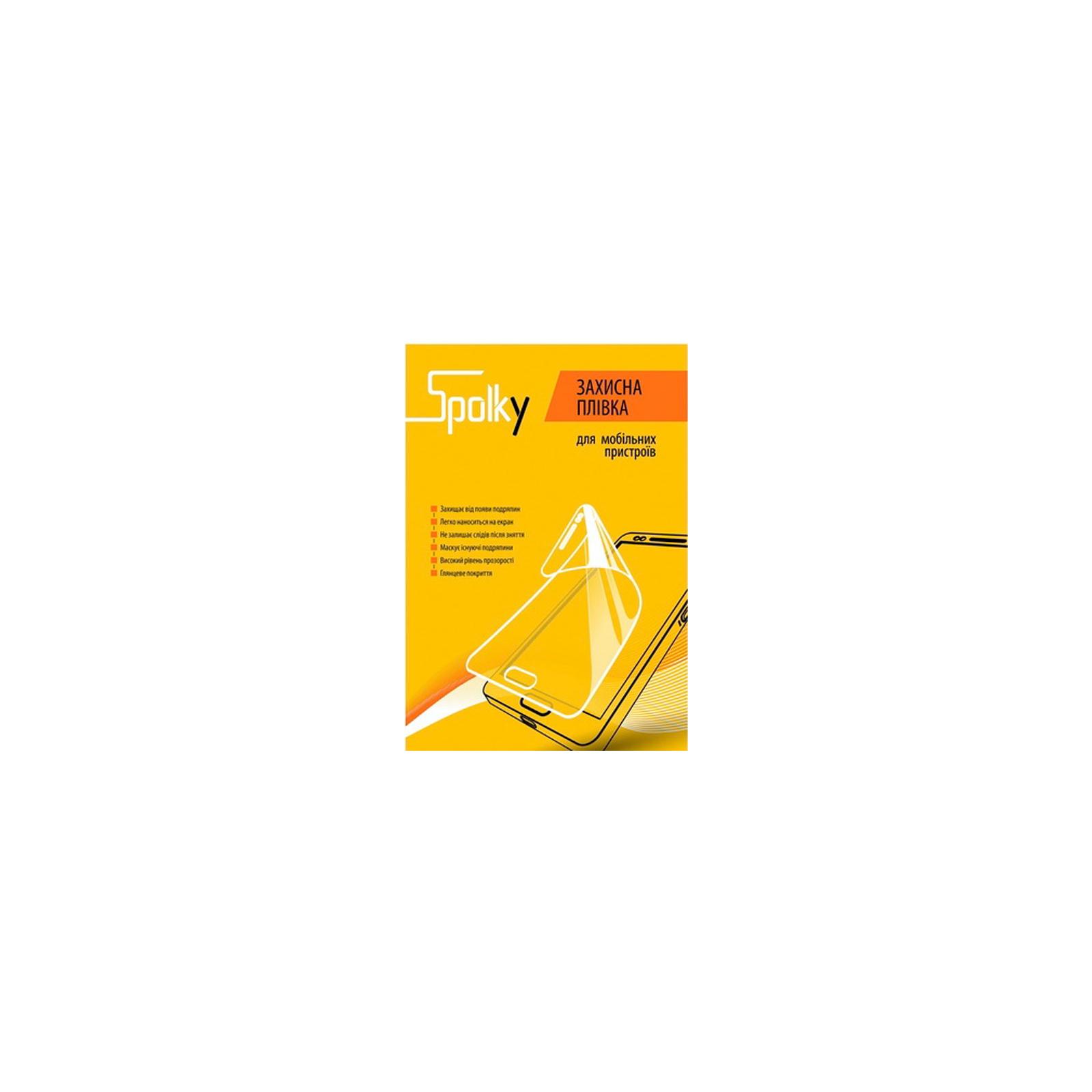 Пленка защитная Spolky для Xiaomi Red Mi Note 2 (333103)