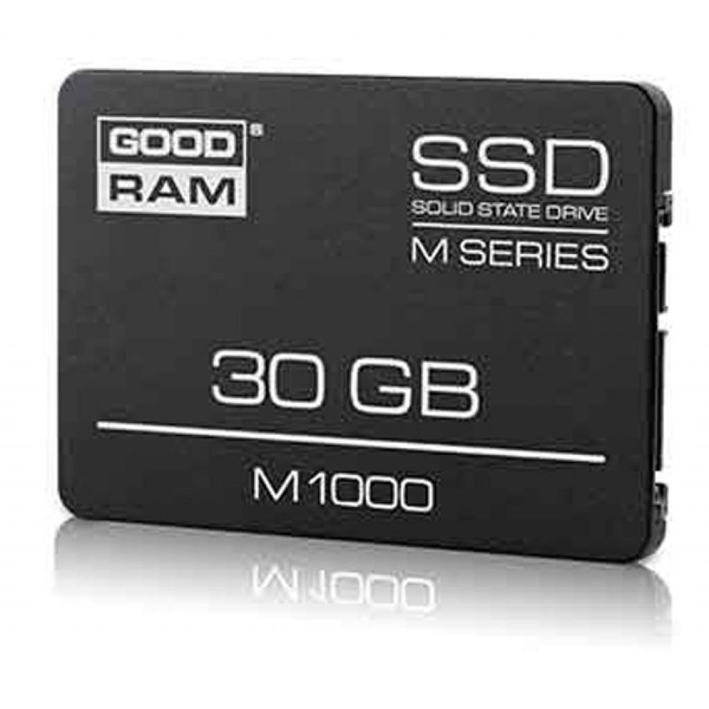 """Накопитель SSD 2.5""""  30GB GOODRAM (SSDPR-M1000-032 / SSDPR-M1000-030) изображение 2"""
