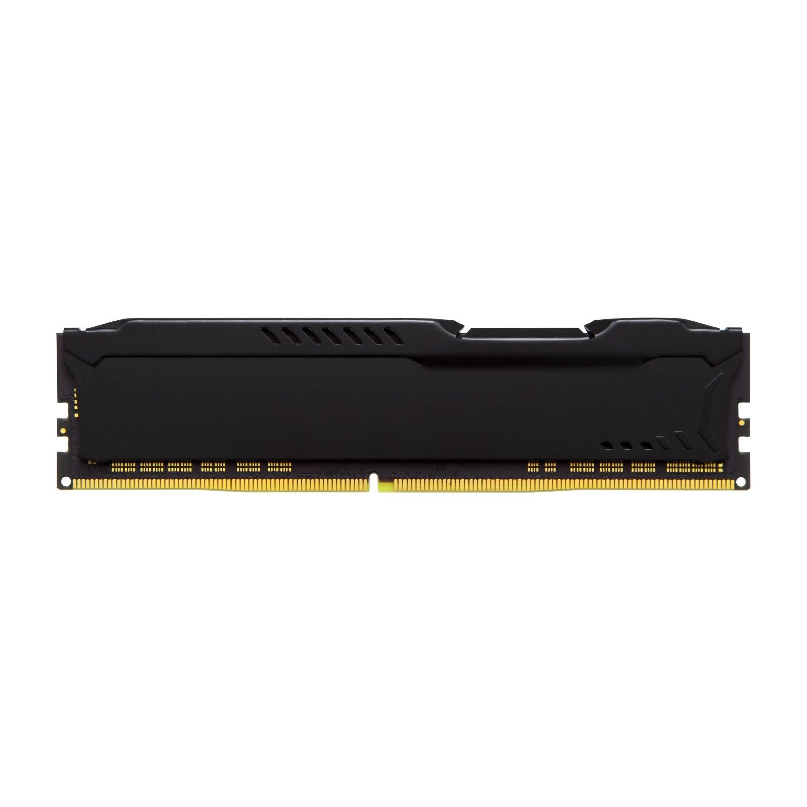 Модуль памяти для компьютера DDR4 8GB 2133 MHz HyperX FURY Black Kingston (HX421C14FB2/8) изображение 3