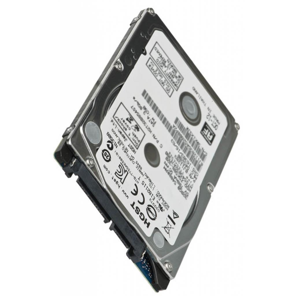 """Жесткий диск для ноутбука 2.5"""" 500GB Hitachi HGST (0J23355 / HTE545050A7E380) изображение 2"""