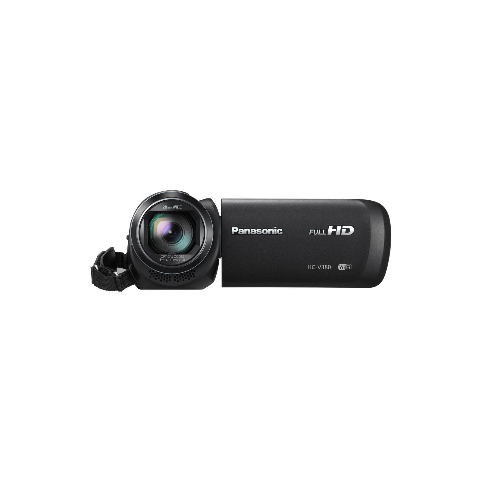 Цифровая видеокамера PANASONIC HC-V380EE-K изображение 10