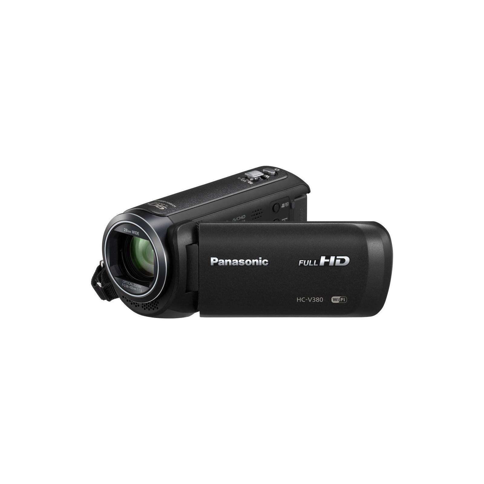 Цифровая видеокамера PANASONIC HC-V380EE-K изображение 2