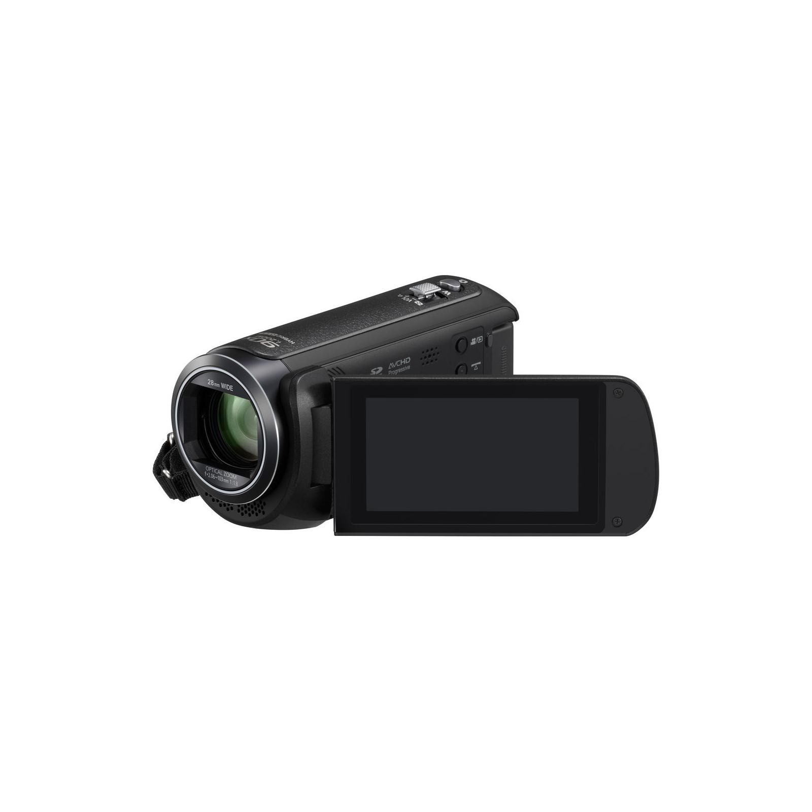 Цифровая видеокамера PANASONIC HC-V380EE-K изображение 3