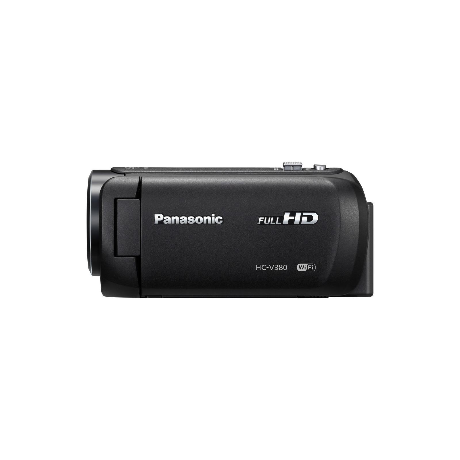 Цифровая видеокамера PANASONIC HC-V380EE-K изображение 6