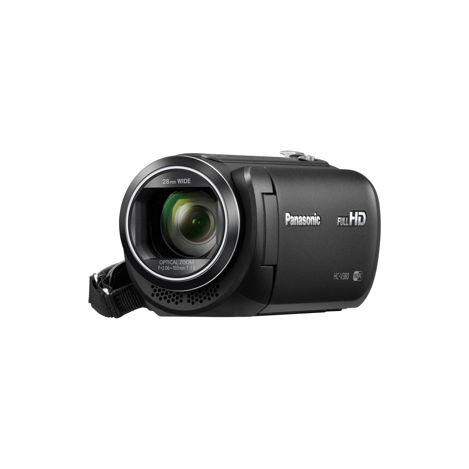 Цифровая видеокамера PANASONIC HC-V380EE-K изображение 8