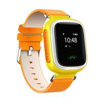 Смарт-часы GoGPS ME K10 Желтые (К10ЖЛ)