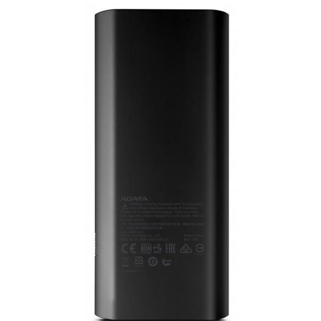 Батарея универсальная ADATA P12500D 12500mAh Black (AP12500D-DGT-5V-CBK) изображение 3