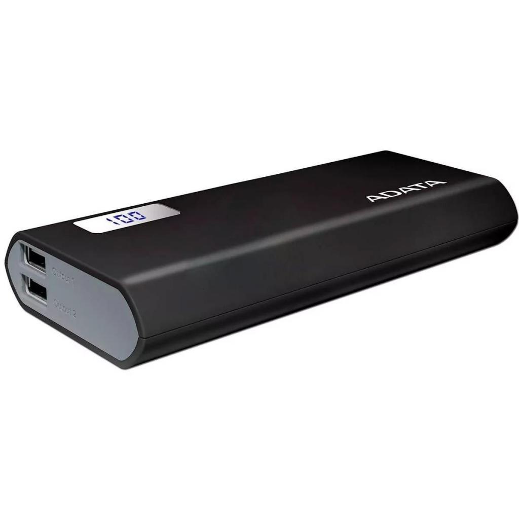 Батарея универсальная ADATA P12500D 12500mAh Black (AP12500D-DGT-5V-CBK) изображение 5