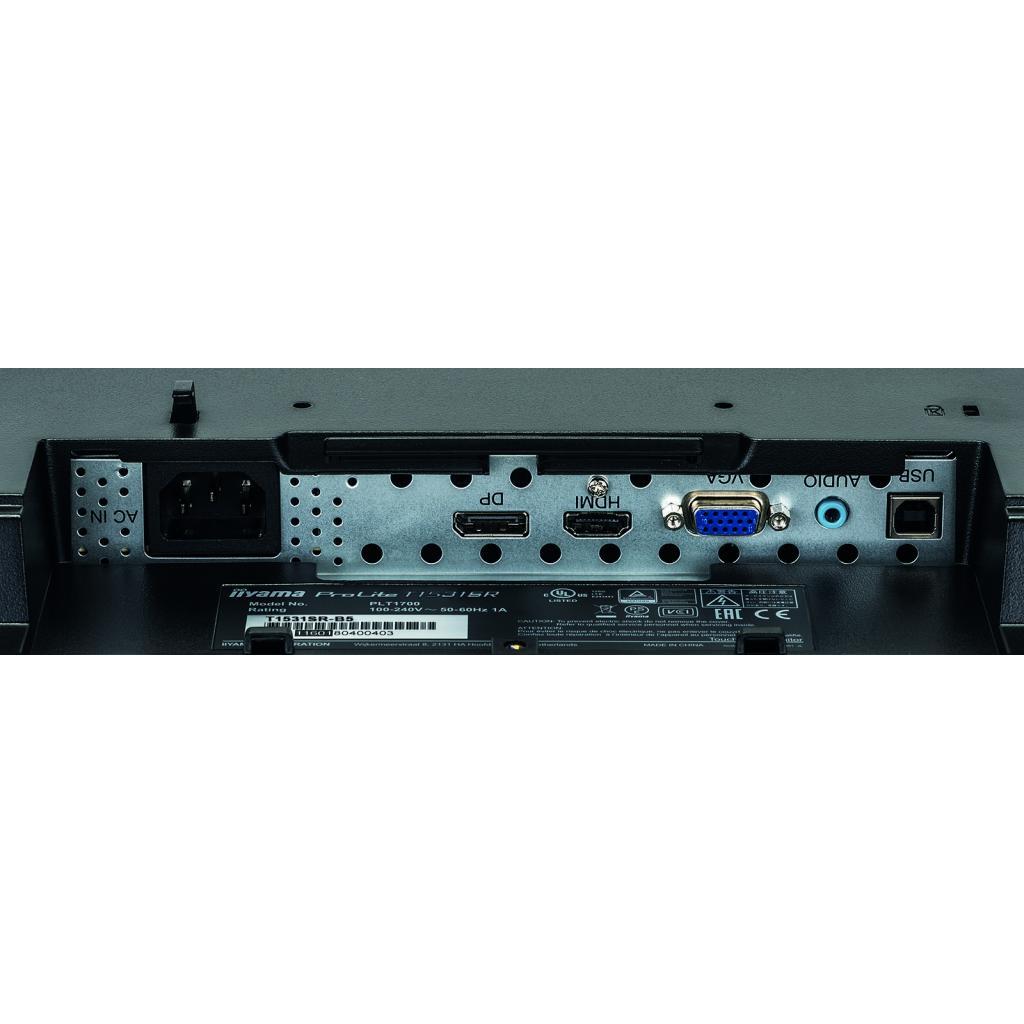 Монитор iiyama T1531SR-B5 изображение 11