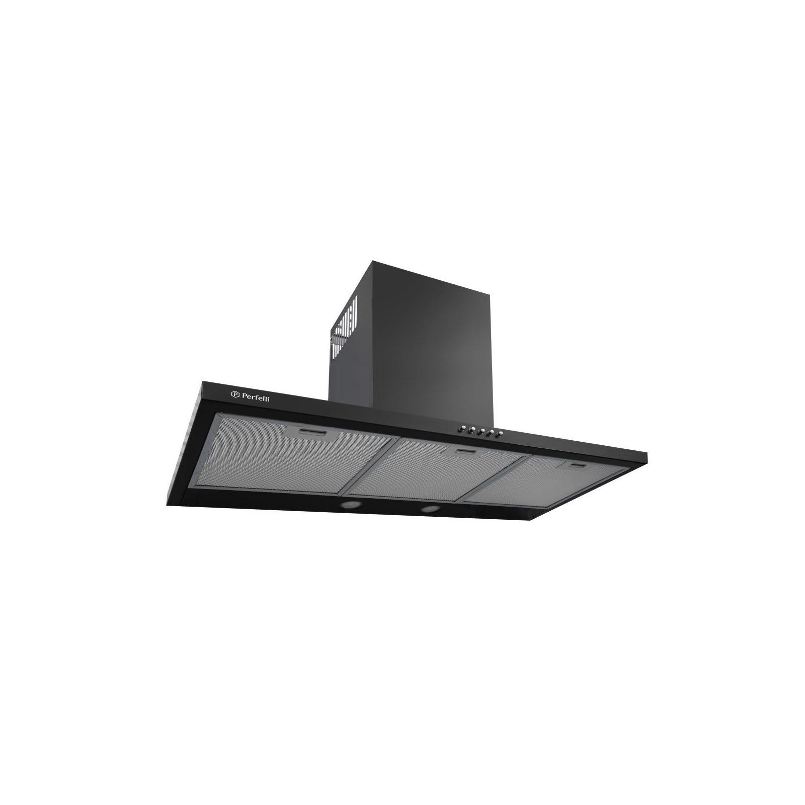 Вытяжка кухонная PERFELLI T 9612 A 1000 BL LED изображение 5
