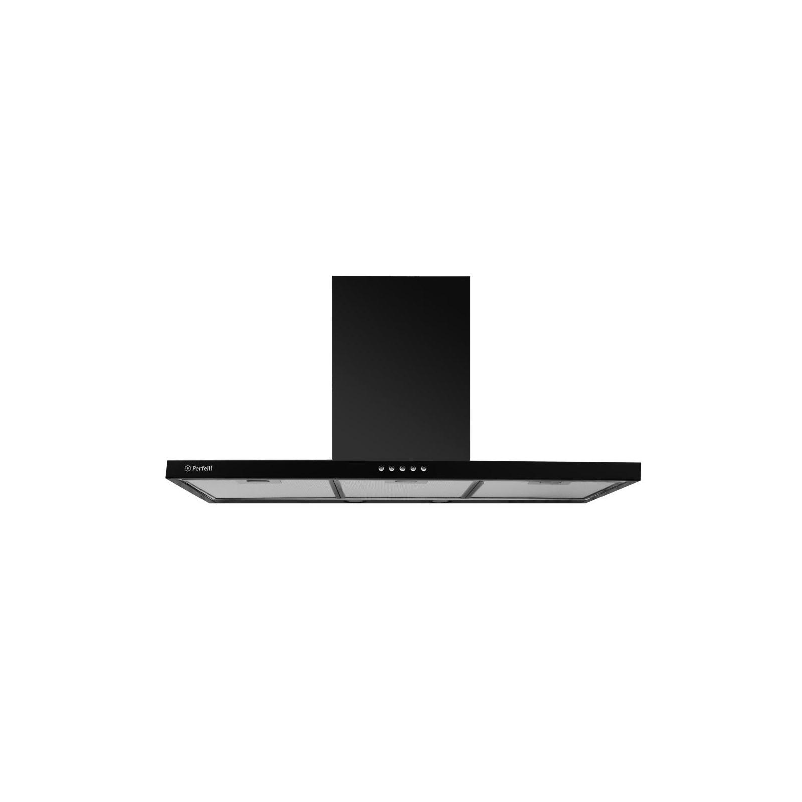 Вытяжка кухонная PERFELLI T 9612 A 1000 BL LED