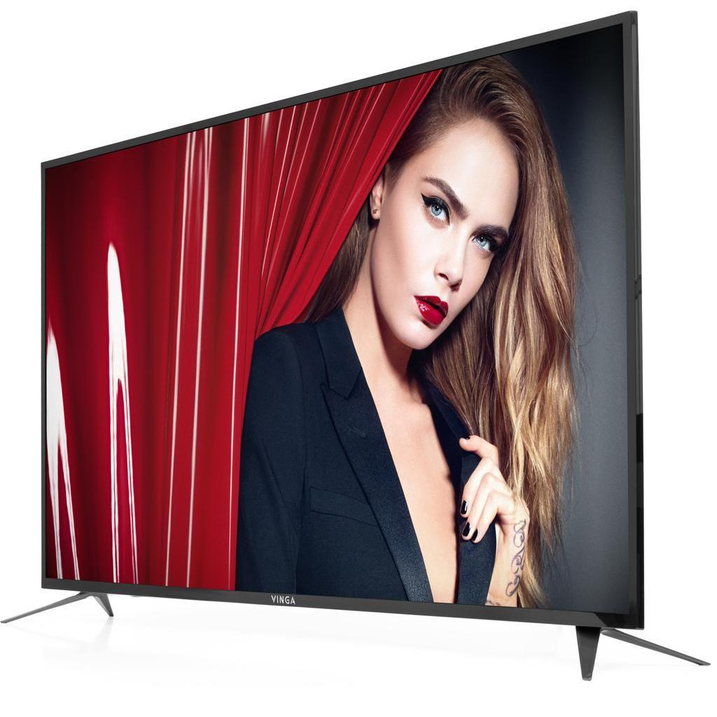 Телевізор Vinga S65UHD20B зображення 2