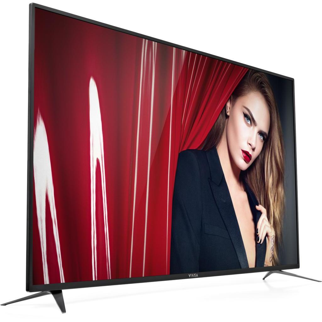 Телевізор Vinga S65UHD20B зображення 3
