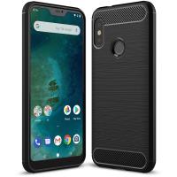 Чохол до моб. телефона Laudtec для Xiaomi Mi A2 Lite Carbon Fiber (Black) (LT-Mi6P)