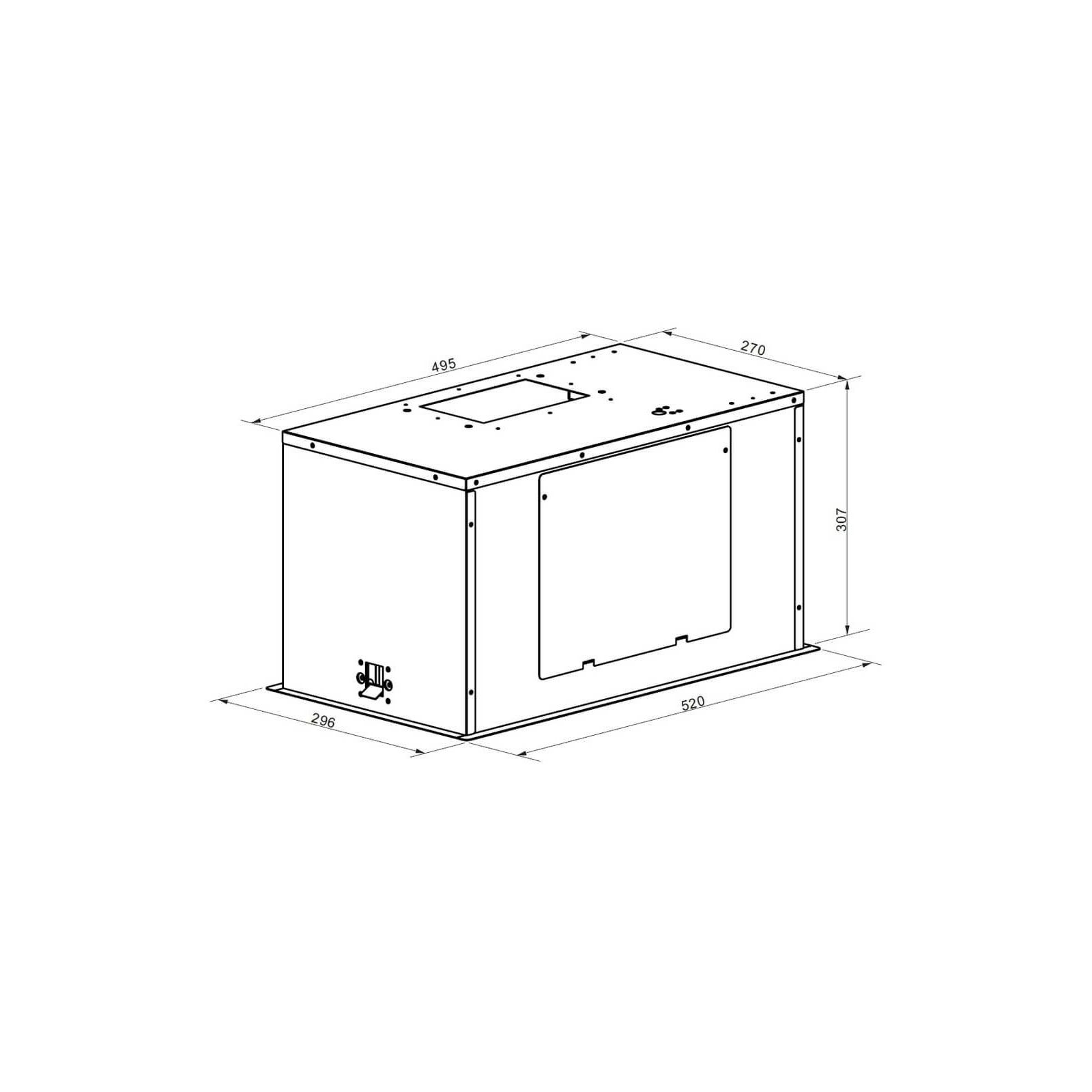 Вытяжка кухонная GUNTER&HAUER ATALA 1060 GL изображение 6