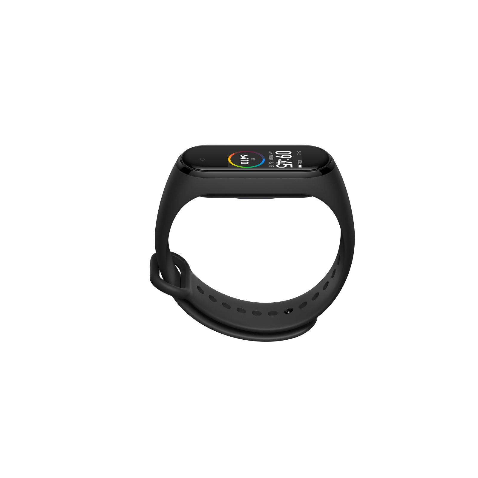 Фитнес браслет Xiaomi Mi Smart Band 4 Black изображение 4