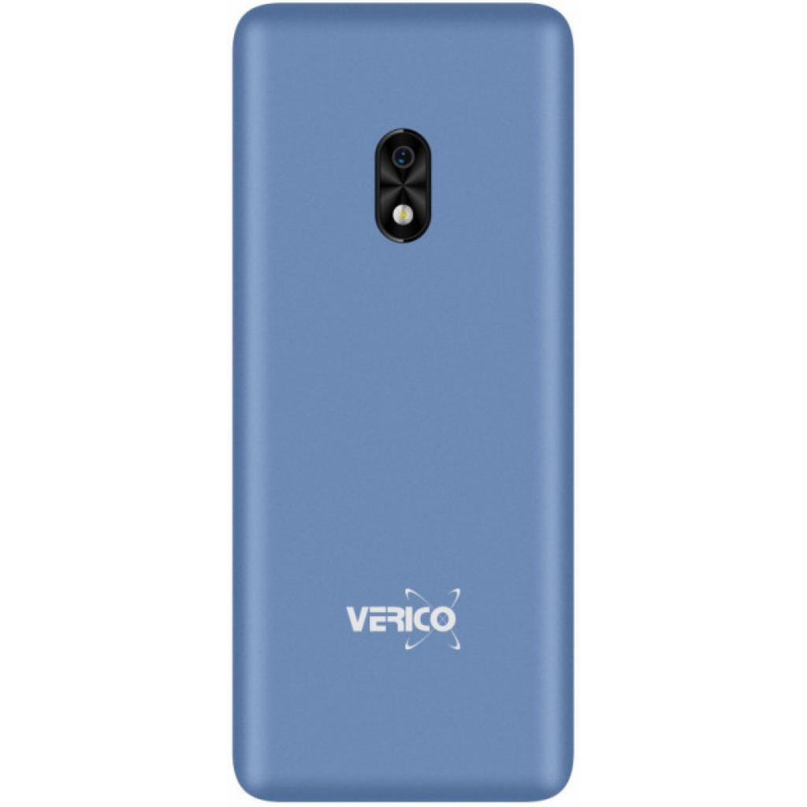 Мобильный телефон Verico Qin S282 Black (4713095606748) изображение 2