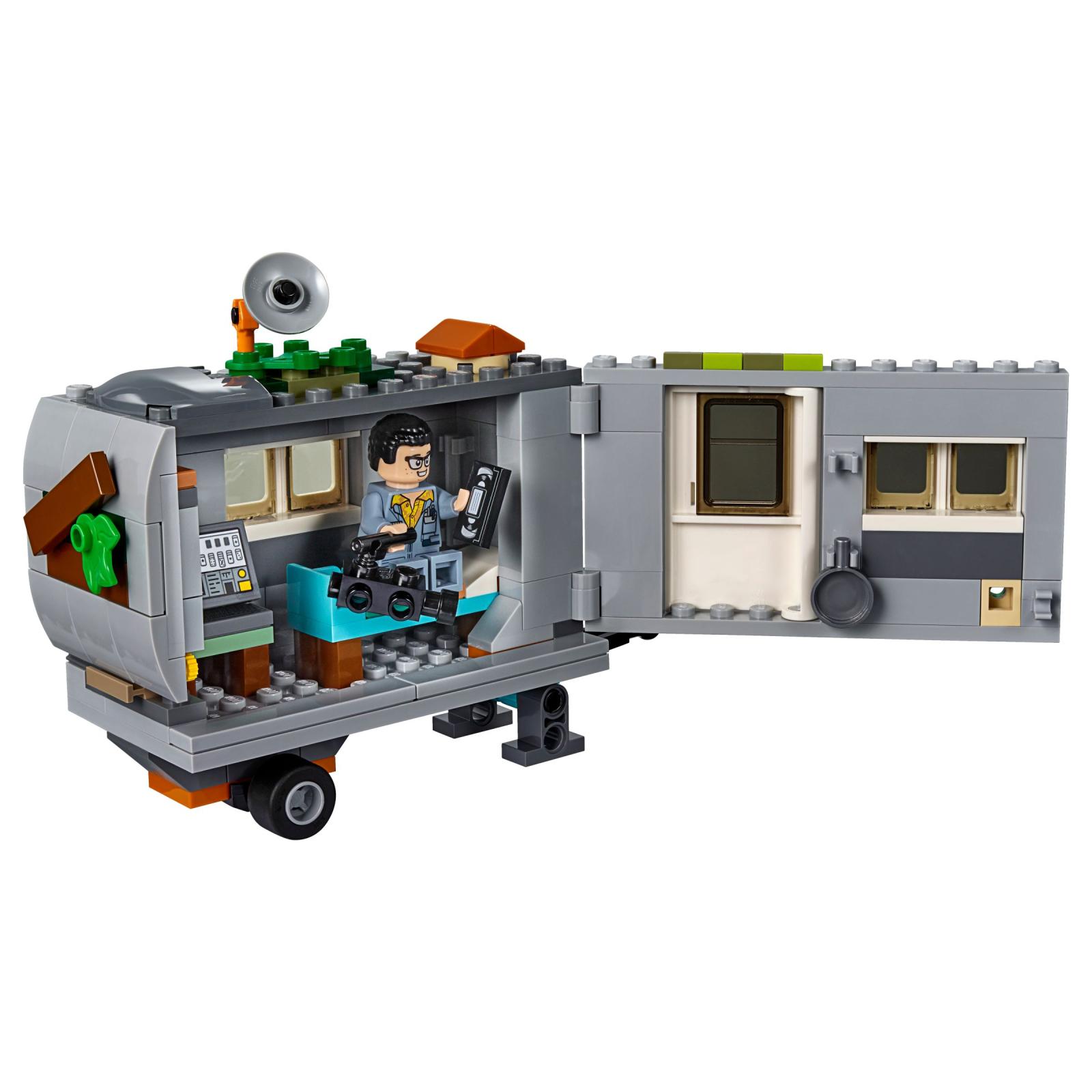 Конструктор LEGO Jurassic World Поединок с бариониксом: охота за сокровищами (75935) изображение 4