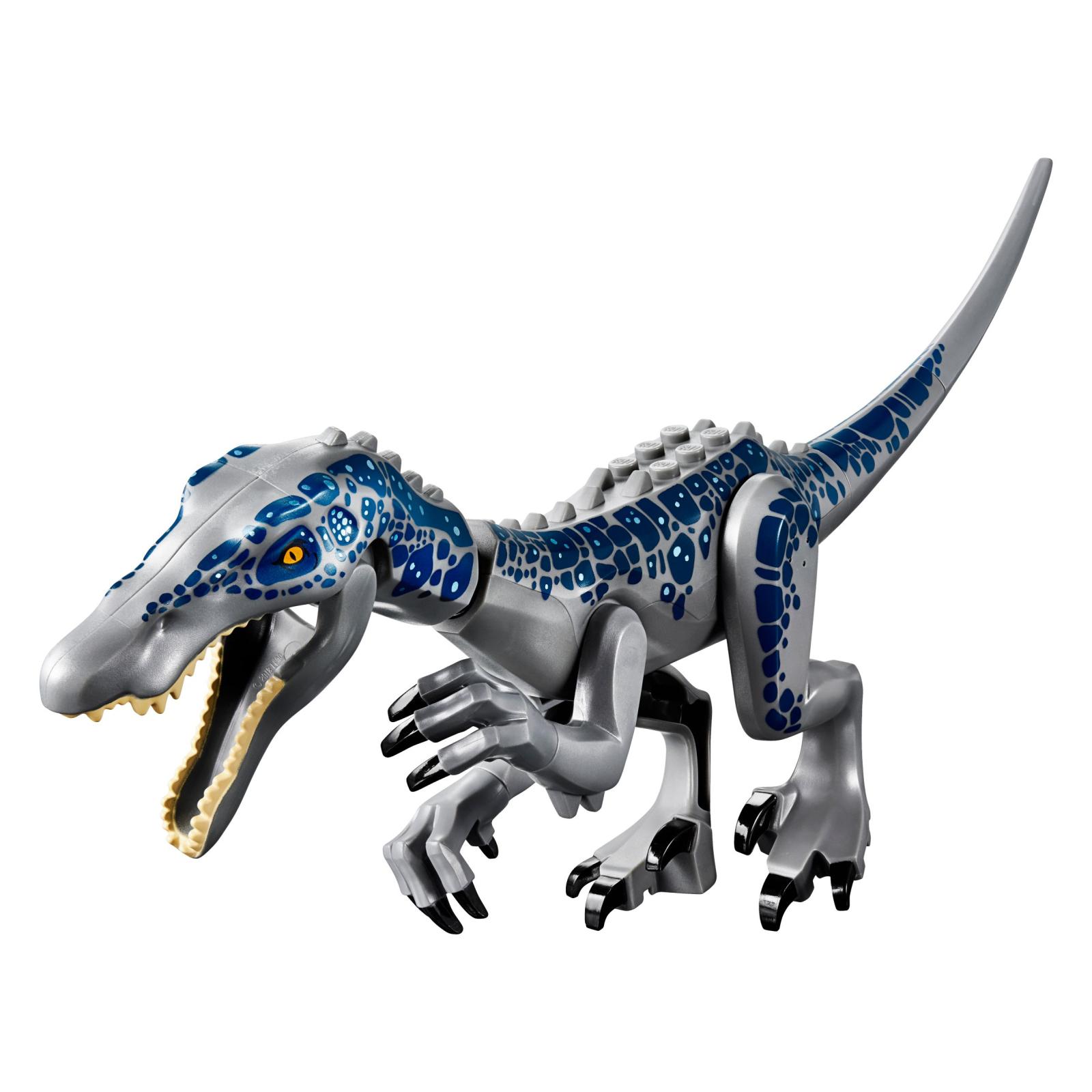 Конструктор LEGO Jurassic World Поединок с бариониксом: охота за сокровищами (75935) изображение 5