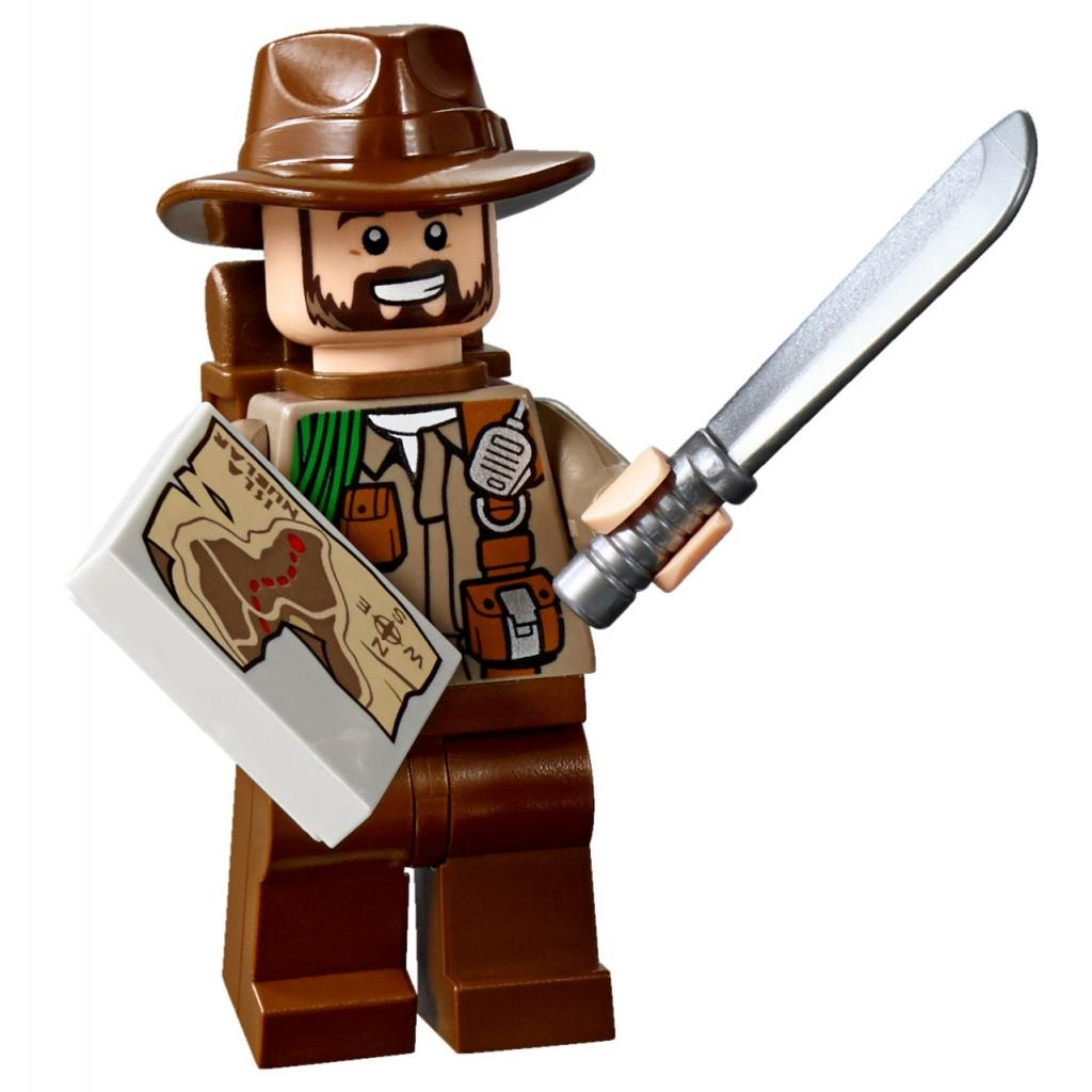 Конструктор LEGO Jurassic World Поединок с бариониксом: охота за сокровищами (75935) изображение 7