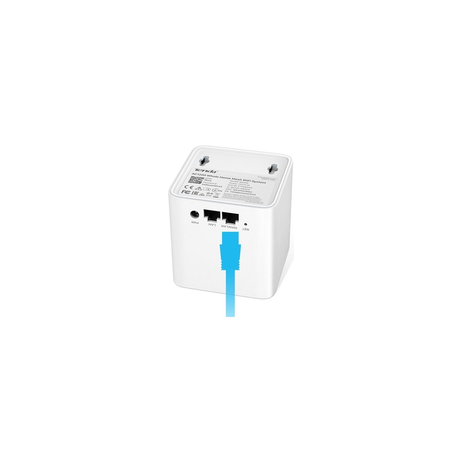Точка доступа Wi-Fi Tenda MW5S-KIT-2 изображение 4