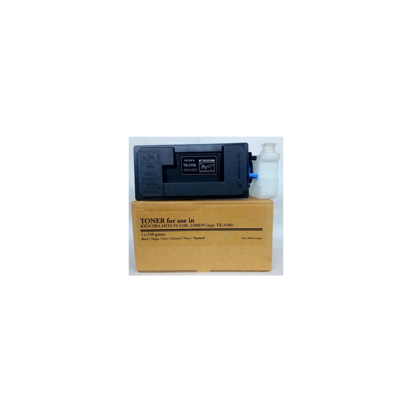 Тонер-картридж Tomoegawa KYOCERA TK-3100+ chip (PY441Y.330)