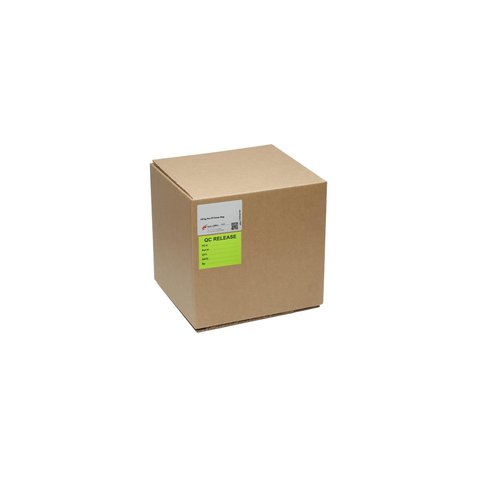 Тонер HP CLJ ProM452 10кг сyan Static Control (HM452-10KG-COS)