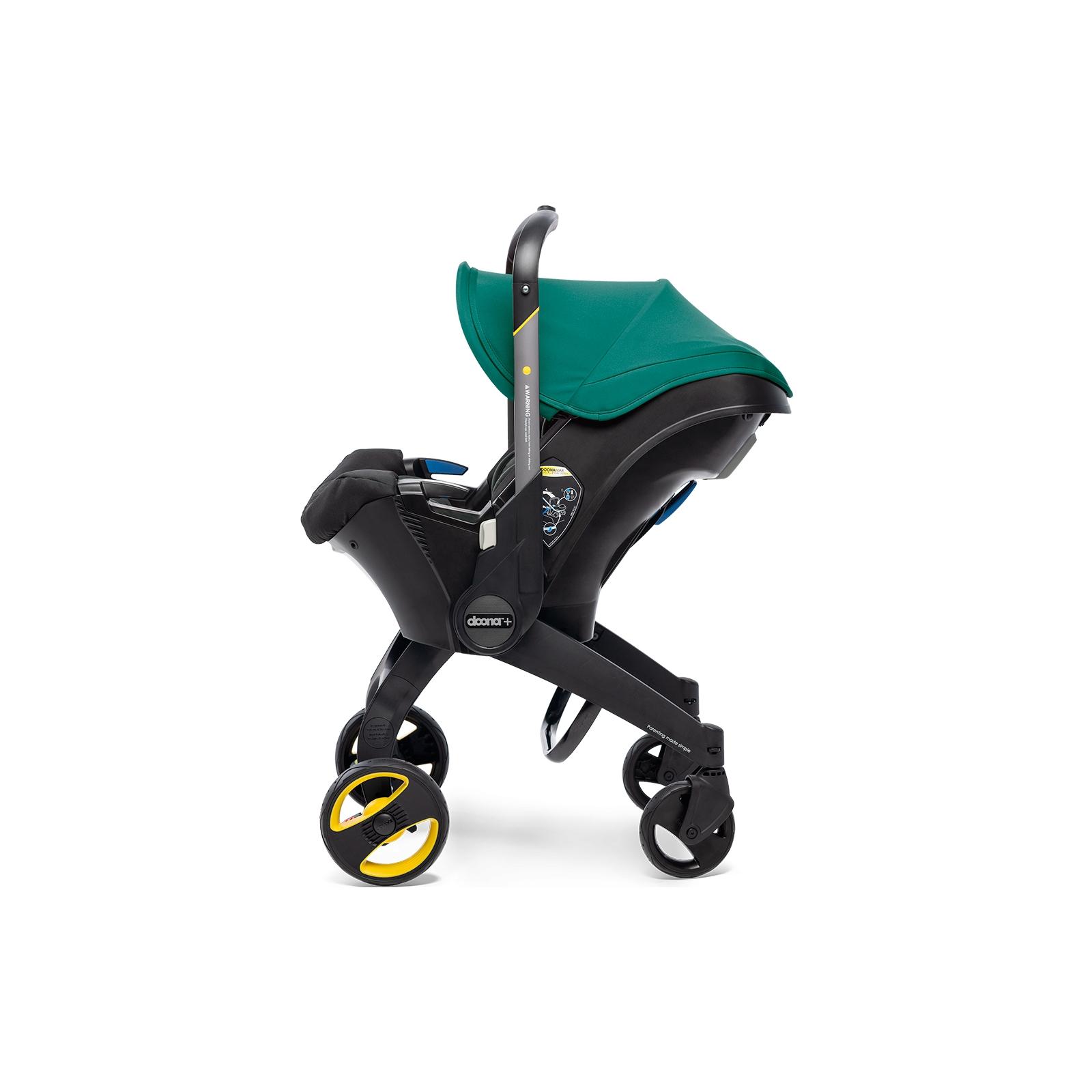 Автокресло Doona Infant Car Seat / Серое (SP150-20-006-015) изображение 5