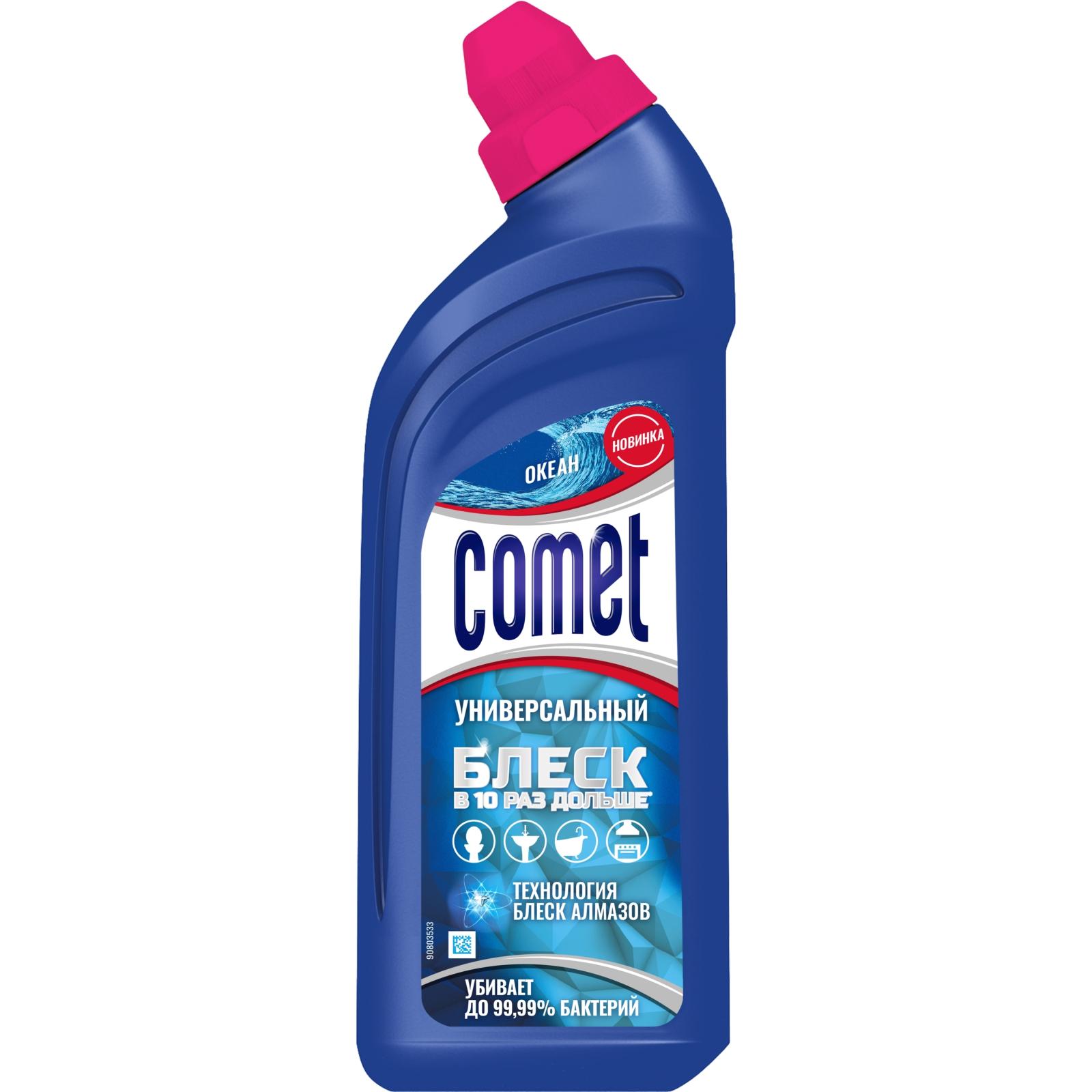 Чистящий гель Comet Океан 450 мл (8001480703605)