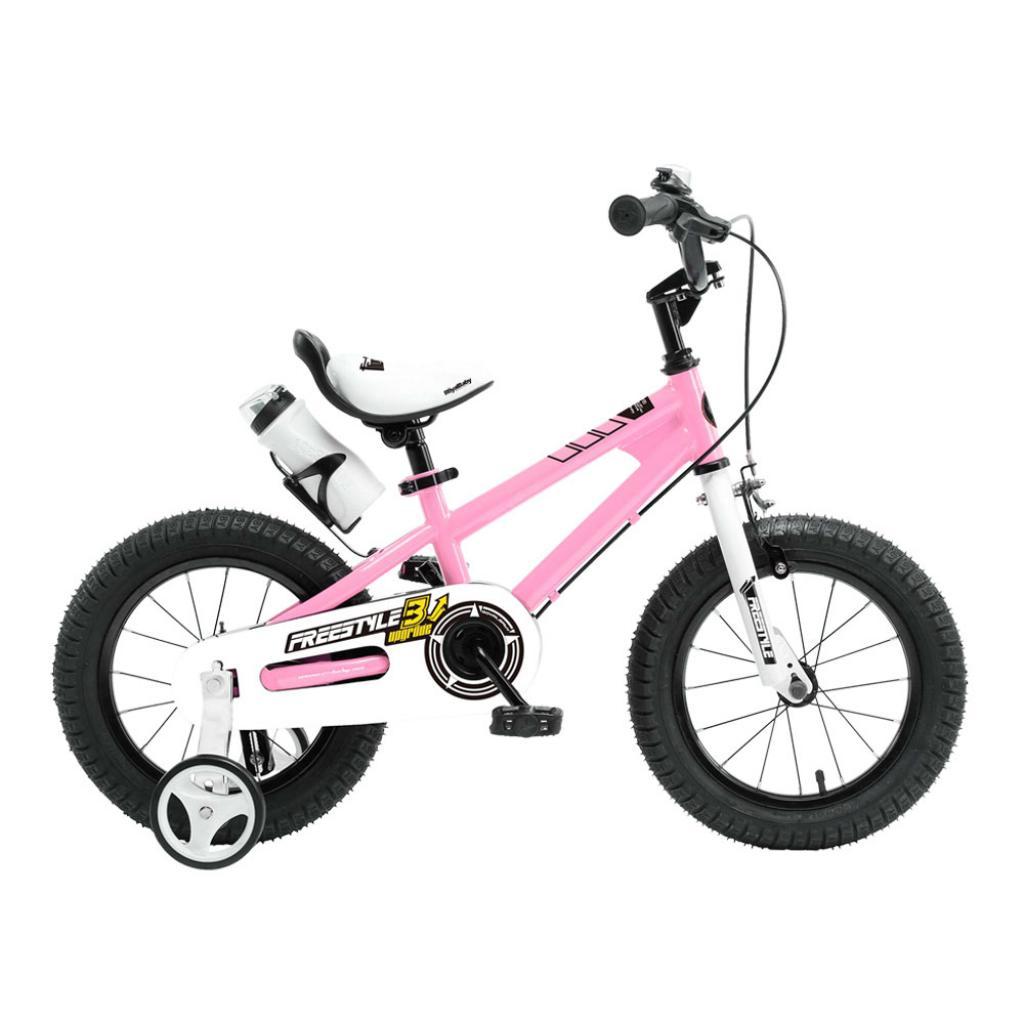"""Детский велосипед Royal Baby Freestyle 16"""", Official UA, красный (RB16B-6-RED) изображение 2"""