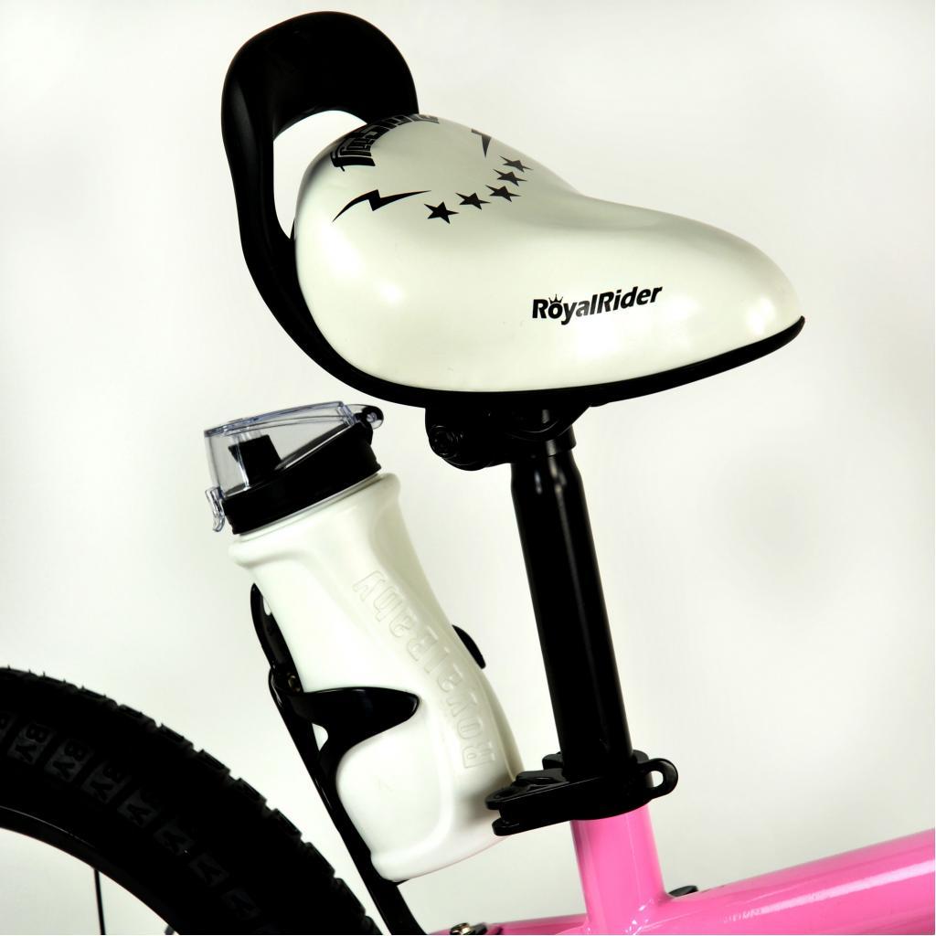 """Детский велосипед Royal Baby Freestyle 16"""", Official UA, красный (RB16B-6-RED) изображение 6"""