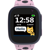 Смарт-часы Canyon CNE-KW34PP Kids smartwatch Sandy, Pink (CNE-KW34PP)