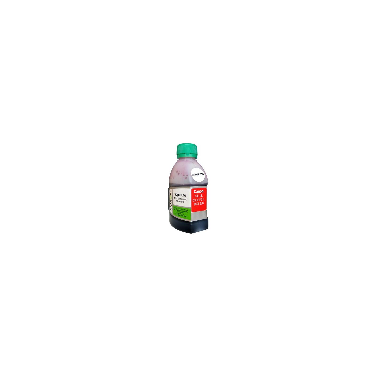 Чернила PATRON CANON CL-38/41/51/ CLI-8 MAGENTA (I-PN-CCLI8-180-M)