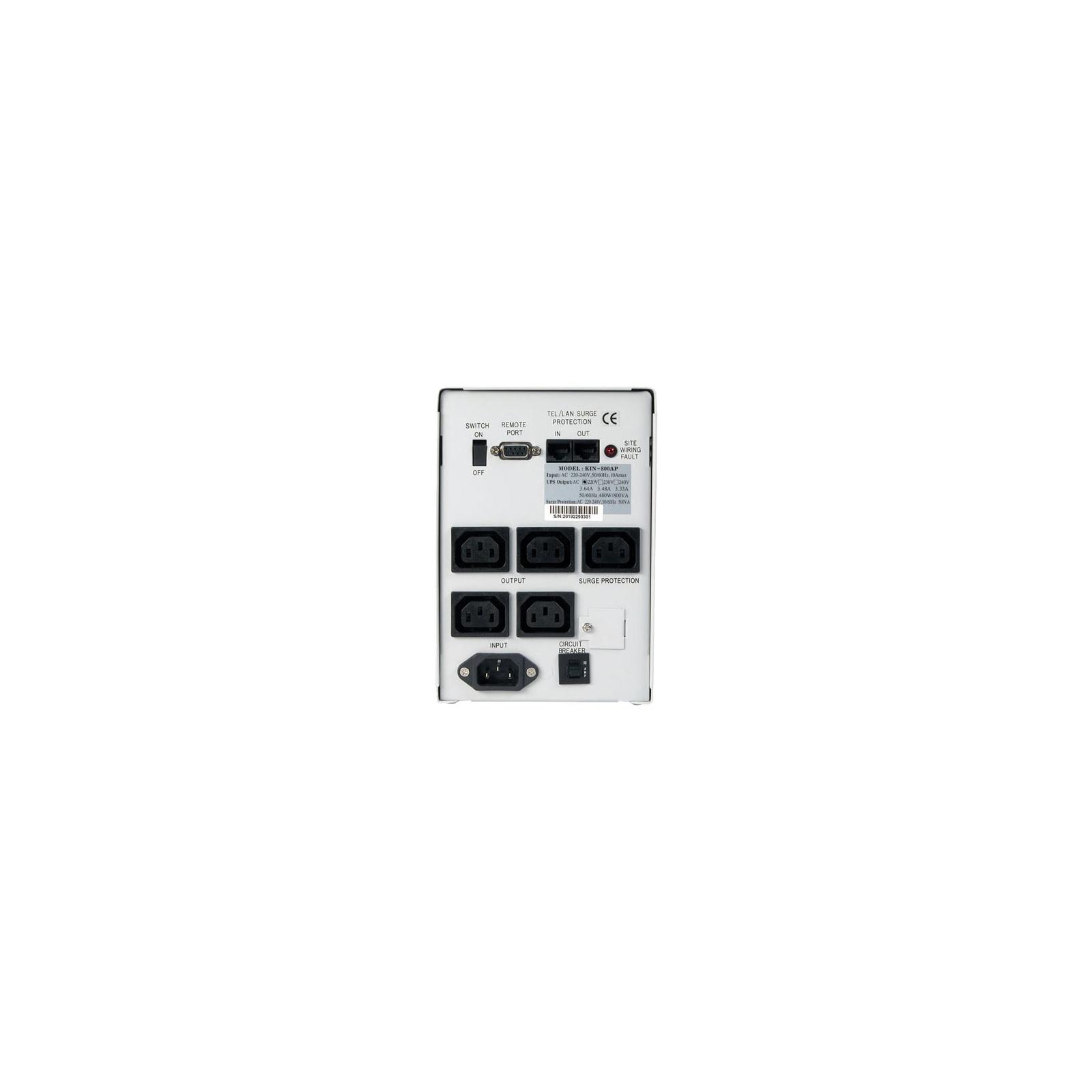 Источник бесперебойного питания KIN-3000 AP Powercom изображение 2