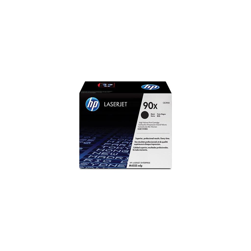 Картридж HP LJ M4555 MFP Black (CE390X)