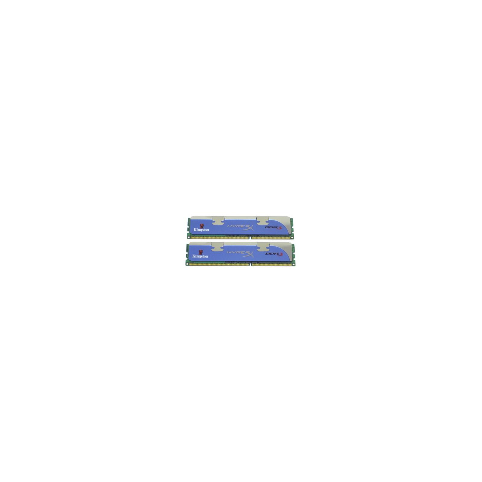 Модуль памяти для компьютера DDR3 8GB (2x4GB) 1866 MHz Kingston (KHX1866C9D3K2/8GX / KHX1866C9D3K2/8G)