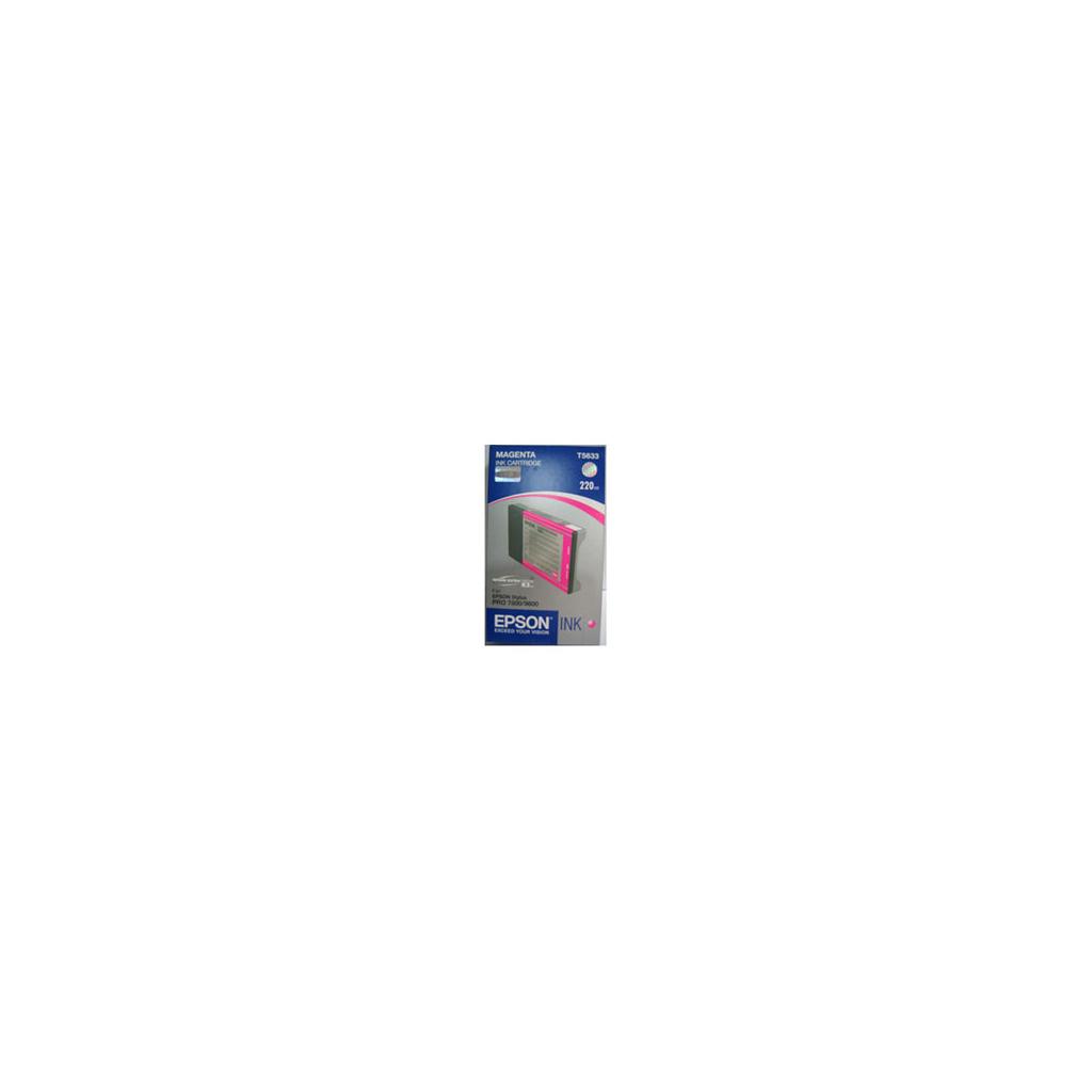 Картридж EPSON St Pro 7800/9800 magenta (C13T603B00)