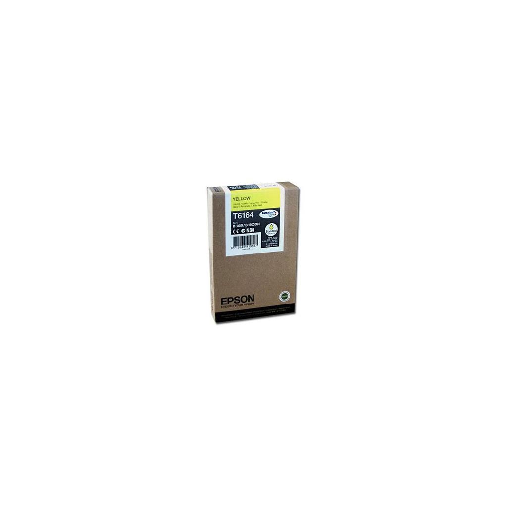Картридж EPSON B300/B500DN yellow (C13T616400)